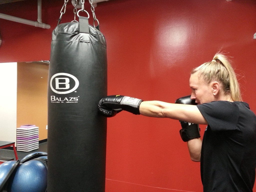 Boxing at Rock Creek Sports Club