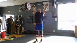 Devin Clean and Jerk