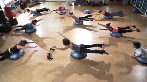 Pilates Mat-500-