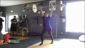 Emily's Clean and Jerk