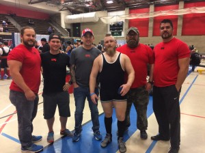 MD state powerlifting championship 2017